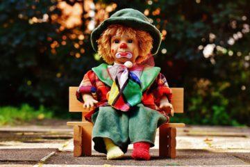Clown für Kindergeburtstag